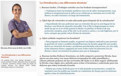 Cuestionario La Provincia, Doctora Bibiana Martín Toledo