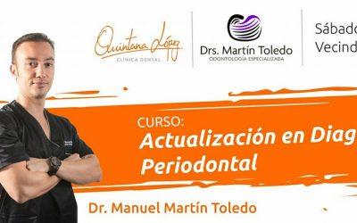 Formación en periodoncia en la Clínica Dental Quintana López