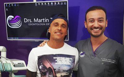 Sonrisas famosas, DJ Javi Muñoz
