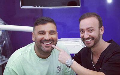 Sonrisas famosas: Javier Carballo