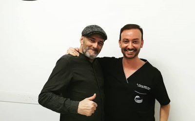 Sonrisas famosas, DJ Titto La Rocka